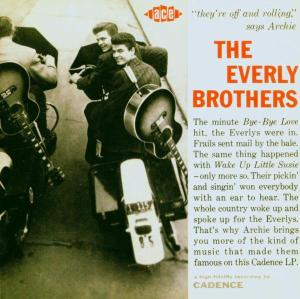 EVERLY BROTHERS - THEY'RE OFF & ROLLIN'