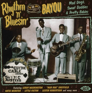 VARIOUS - RHYTHM 'N' BLUESIN' BY - MAD DOGS