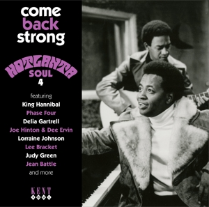 VARIOUS - COME BACK STRONG - HOT..