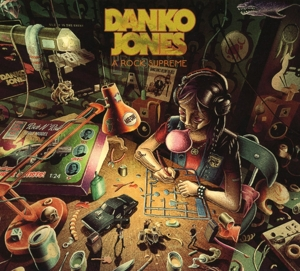 DANKO JONES - A ROCK SUPREME -DIGI-