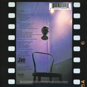 YES - YES ALBUM -CD+BLRY-
