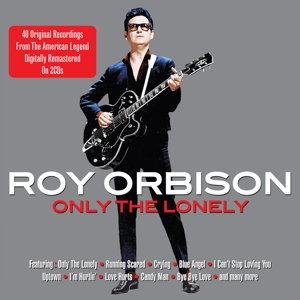 ORBISON, ROY - ONLY THE LONELY -2CD-