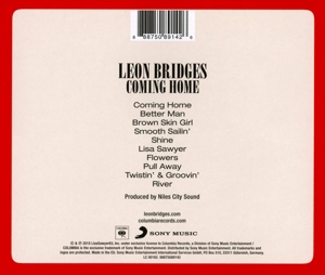 BRIDGES, LEON - COMING HOME