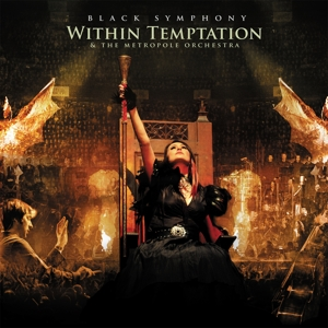 WITHIN TEMPTATION - BLACK SYMPHONY -COLOURED-