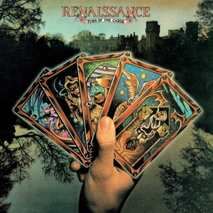 RENAISSANCE - TURN OF THE CARDS-CD+DVD-