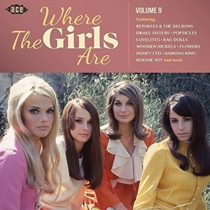 VARIOUS - WHERE THE GIRLS ARE V.9VOLUME 9