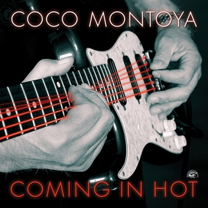 MONTOYA, COCO - COMING IN HOT