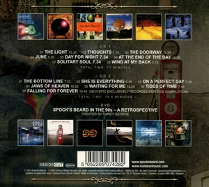 SPOCK'S BEARD - FIRST TWENTY..-CD+DVD/DG-