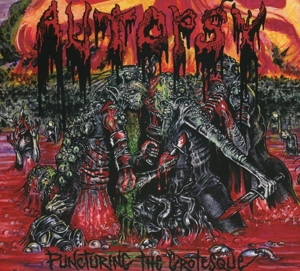 AUTOPSY - PUNCTURING THE GROTESQUE -DIGI-