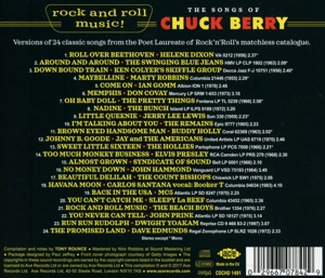 BERRY, CHUCK.=TRIB= - ROCK AND ROLL MUSIC -..