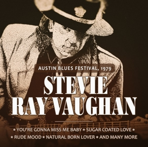 VAUGHAN, STEVIE RAY - AUSTIN BLUES FESTIVAL 1979