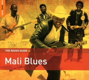 VARIOUS - MALI BLUES. THE ROUGH GUIDE