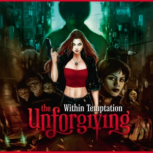 WITHIN TEMPTATION - UNFORGIVING -COLOURED-