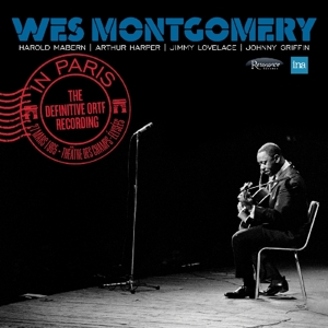 MONTGOMERY, WES - IN PARIS