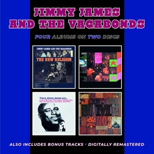 JAMES, JIMMY & THE VAGABO - NEW RELIGION /LONDON..