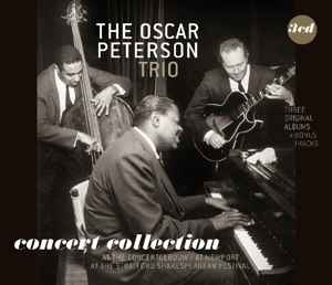 PETERSON, OSCAR - CONCERT COLLECTION