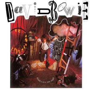 BOWIE, DAVID - NEVER LET ME DOWN-REMAST-