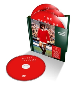 WEDDING PRESENT - GEORGE BEST -CD+DVD-