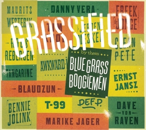BLUE GRASS BOOGIEMEN - GRASSIFIED