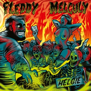 FLEDDY MELCULY - HELGIE -COLOURED-
