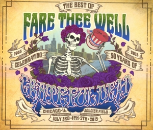 GRATEFUL DEAD - FARE THEE WELL BEST OF