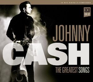 CASH, JOHNNY - GREATEST SONGS