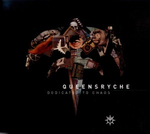 QUEENSRYCHE - DEDICATED TO CHAOS -LTD-