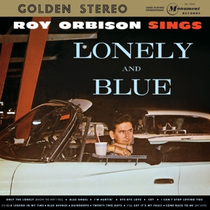 ORBISON, ROY - SINGS LONELY AND BLUE-HQ-