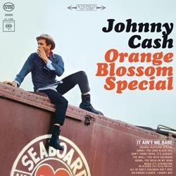 CASH, JOHNNY - ORANGE BLOSSOM SPECIAL / 180GR. -HQ-