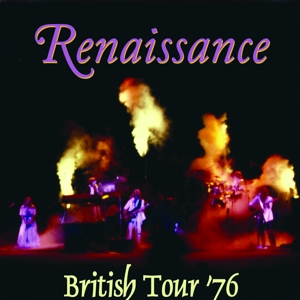 RENAISSANCE - BRITISH TOUR '76