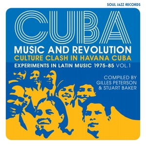 VARIOUS - CUBA: MUSIC AND..