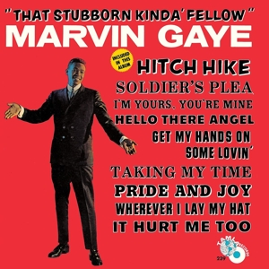 GAYE, MARVIN - THAT STUBBORN KINDA  FELLOW