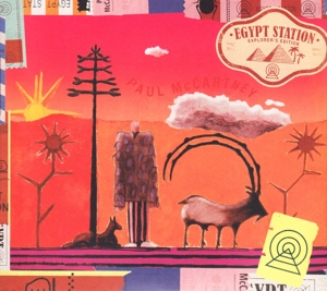 MCCARTNEY, PAUL - EGYPT STATION (EXPLORER S EDITION)