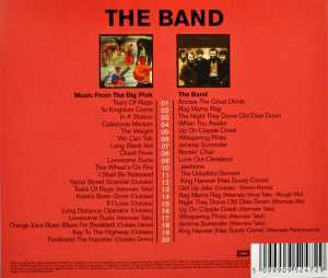 BAND - CLASSIC ALBUMS - MUSIC FROM BIG PIN