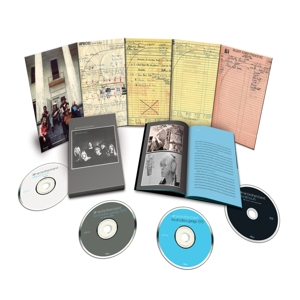 ALLMAN BROTHERS BAND, THE - IDLEWILD SOUTH (LTD. SUPER DELUXE E