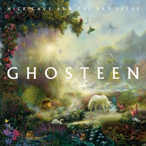 CAVE, NICK - GHOSTEEN (CD/DIGIPACK) + TWEE GRATIS PRINTS