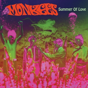 MONKEES - SUMMER OF LOVE -COLOURED-