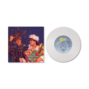 WHAM! - LAST CHRISTMAS / WHITE -COLOURED-