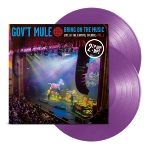 GOV'T MULE - BRING ON THE MUSIC VOL.1