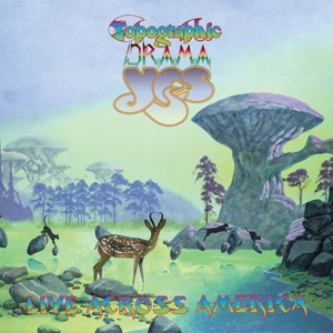 YES - TOPOGRAPHIC DRAMA - LIVE