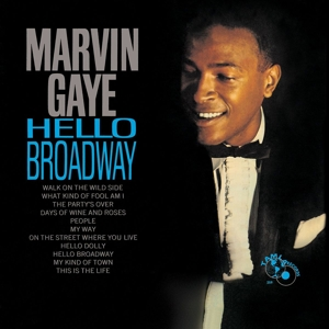 GAYE, MARVIN - HELLO BROADWAY -HQ-