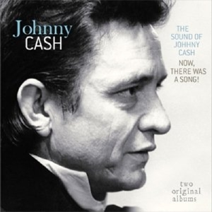 CASH, JOHNNY - SOUND OF JOHNNY CASH/NOW, THE