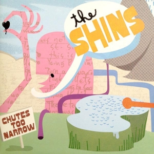 SHINS - CHUTES TOO NARROW (LTD. NEON ORANGE VINYL)