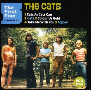 CATS, THE - THE FIRST FIVE