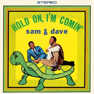 SAM & DAVE - HOLD ON, I'M COMIN' -HQ-