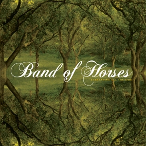 BAND OF HORSES - EVERYTHING ALL THE TIME (RED)