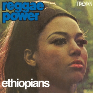 ETHIOPIANS - REGGAE POWER -COLOURED-