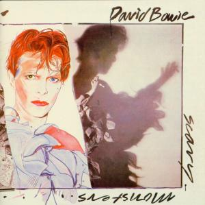 BOWIE, DAVID - SCARY MONSTERS