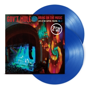 GOV'T MULE - BRING ON THE MUSIC VOL.2