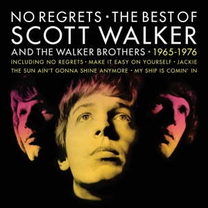 WALKER, SCOTT - NO REGRETS - THE BEST OF SCOTT WALK